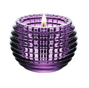 Baccarat - Eye Votive Candle Holder Amethyst