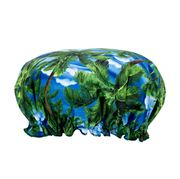 AT - Tropical Trees Shower Cap