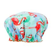 Annabel Trends - Flamingo Paradise Shower Cap