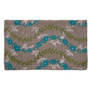 Doormat Designs - Floral Vine Doormat