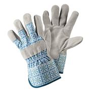 Briers - Moroccan Tile Medium Rigger Gardening Gloves