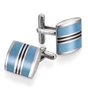 Dalvey - Admiralty Turquoise Cufflinks