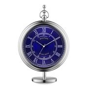 Dalvey - Sedan Blue Clock with Stand