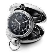 Dalvey - Voyager Black Clock