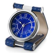 Dalvey - Cavesson Blue Clock