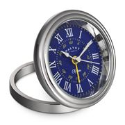 Dalvey - Clipper Blue & Yellow Clock