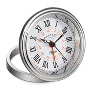 Dalvey - Clipper White & Orange Clock
