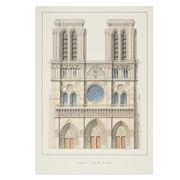 Lidiarte - Poster Paris Notre Dame