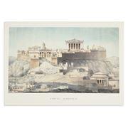 Lidiarte - Poster Athens Acropolis