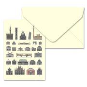 Lidiarte - Notecard Architettura Italiana