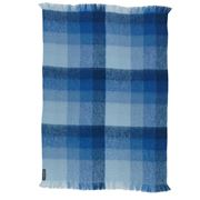 St Albans - Mohair Coastal Throw Rug