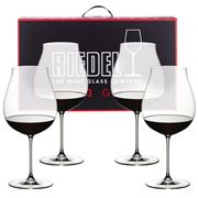 Riedel - Veritas New World Pinot Noir Pay for 3 Get 4 Pack