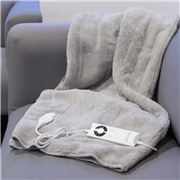 Sunbeam - Feel Perfect Sherpa Fleece Heated Throw