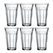 Duralex - Picardie Highball Tumbler 500ml Set 6pce