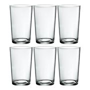 Duralex - Unies Highball Tumbler Set 250ml/6pce