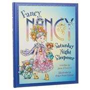 Book - Fancy Nancy Saturday Night Sleepover
