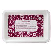 Retro Kitchen - Berry Crumble Dish