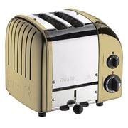 Dualit - NewGen Brass 2 Slice Toaster