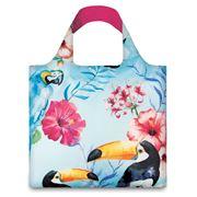 LOQI - Wild Collection Birds Reusable Shopping Bag