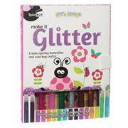 Spicebox - Let's Make It Glitter Activity Kit