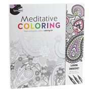 Spicebox - Meditative Coloring