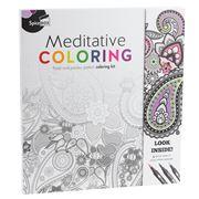 Spicebox - Meditative Coloring