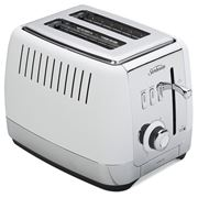 Sunbeam - London Collection White Two Slice Toaster
