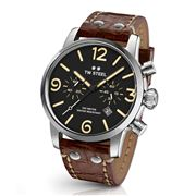 TW Steel - Maverick MS4 Brown 48mm Chronograph
