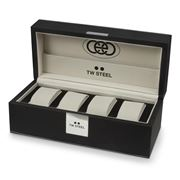 TW Steel - Watch Box For 4 Watches