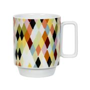 Magpie - Viva Graded Diamonds Mug