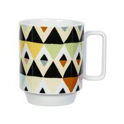 Magpie - Viva Diamond Stripes Mug