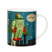 Life Of Jay - Roboutique Raptor Robot Mug