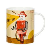Life Of Jay - Roboutique Sheriff Robot Mug