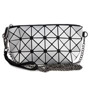 Condura - Nova Silver Cross Body Bag