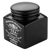 Charlotte Watson - Black Tea Storage Canister