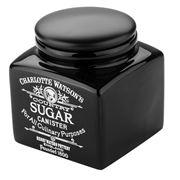 Charlotte Watson - Black Sugar Storage Canister