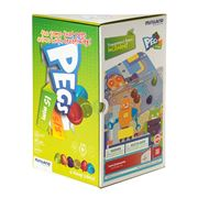 Miniland -  Pegs Game Set 15mm/150pce
