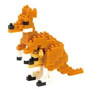 Nanoblocks - Kangaroo Model