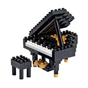 Nanoblocks - Grand Piano II Model