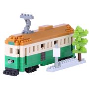 Nanoblocks - Melbourne Tram Model