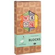 Uncle Goose - Italian ABC Blocks