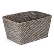 Rattan - Gryewash Medium Storage Basket