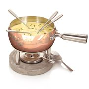 Boska - Life Copper Fondue Set