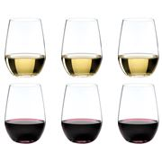 Riedel - O Series 260 Years Riesling/Zinfandel Set of 6