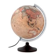 Atmosphere - Solid A Antique Illuminated Globe