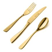 Stanley Rogers - Soho Gold Cutlery Set 56pce