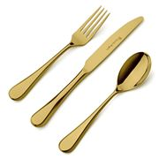Stanley Rogers - Chelsea Gold Cutlery Set 56pce