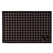 Kenware - Spectrum Houndstooth Doormat 50x75cm