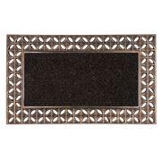 Kenware - Zante Floral Gold Doormat