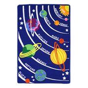 Kenware - Kids' Planets Play Rug 100x150cm